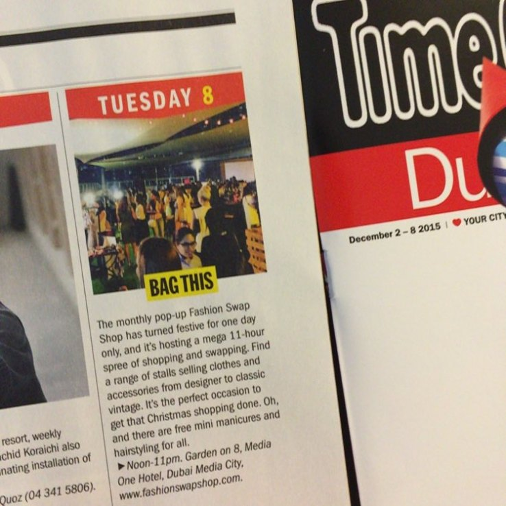 Time Out December 2nd