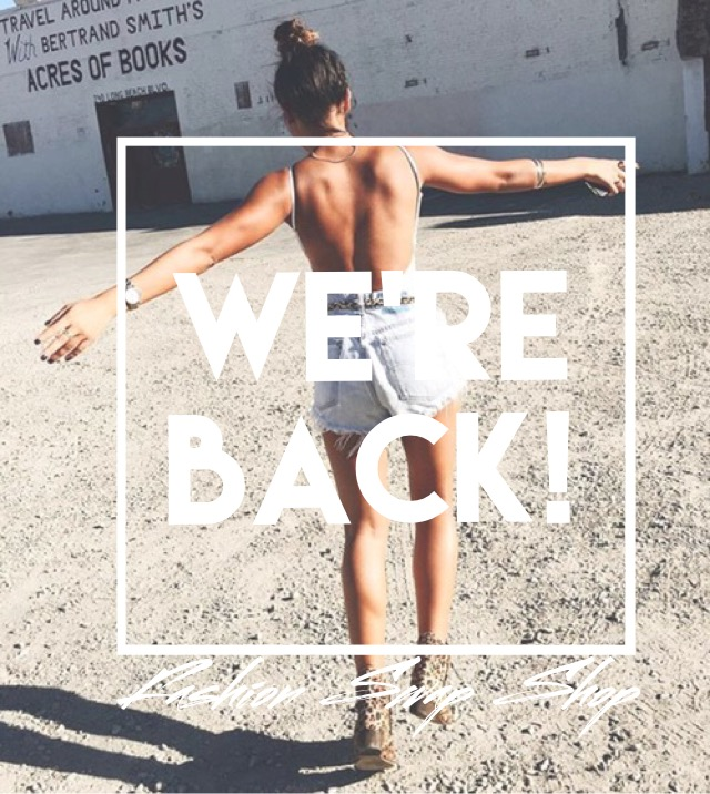 were-back